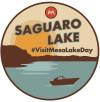 Saguaro Lake Trail Badge - GeoTagging