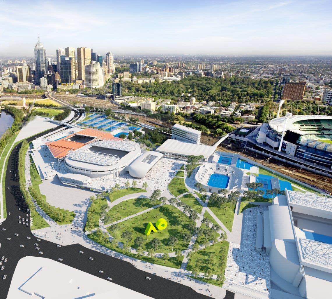 Melbourne & Olympic Parks  Premier Events & Experiences