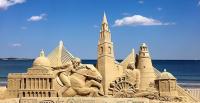 Revere Beach Sand Castle