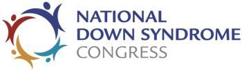 National Down Syndrome Congress Logo