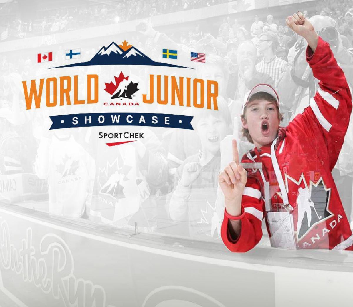 World Junior Hockey button