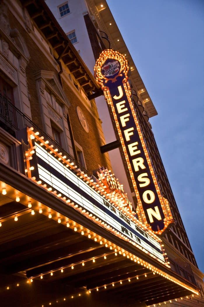 Jefferson Theatre, Beaumont