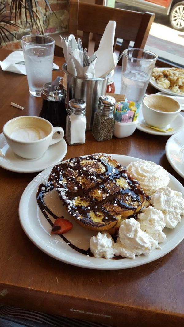 Nucleus Breakfast