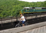 Lehigh Gorge State Park - Biking
