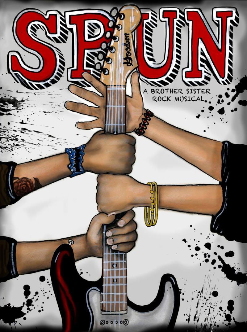 spun rock musical