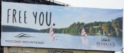 2016 Spring/Summer Co/Op - Billboard (Static) - Woodloch Resort