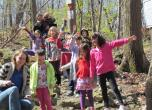 School break camp at the Hudson Highlands Nature Museum's Wildlife Education Center takes place from Monday, April 14 – Friday, April 18 for ages 4-10. Photo by Marian Goldin.
