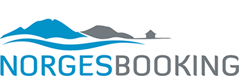 Norgesbooking logo