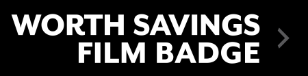 Worth Savings Film Badge