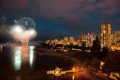 Celebration of Light Fireworks Festival