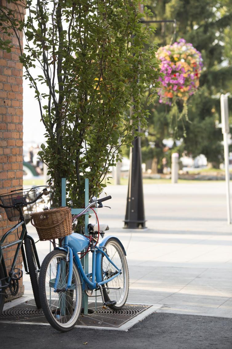 Laneway Downtown Kelowna