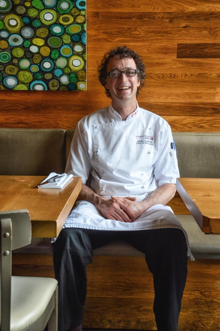 Chef Mark Filatow
