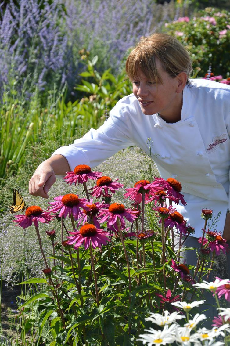 Chef Sandrine Martin-Raffault
