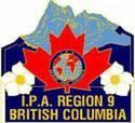 International Police Association Region 9 Logo