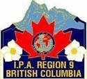 International Police Association Region 9 Logo
