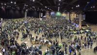Seattle Seahawks Game inside CenturyLink Field