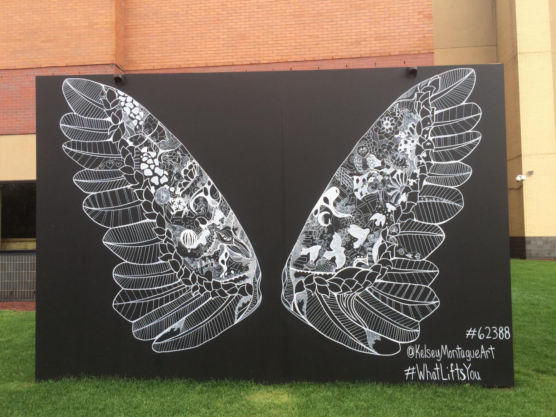 Artwork in Grand Rapids