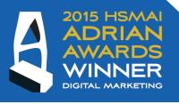 2015 HSMAI Adrian Awards Winner Logo