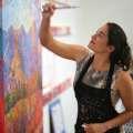 Art and Wine | Meet the Artist