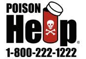 Poison Control Logo