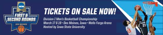 NCAA Tickets on sale