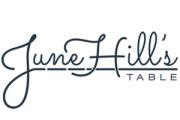 June Hill's Table logo