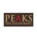 Peaks Restaurant logo