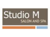 Studio M Salon and Spa logo