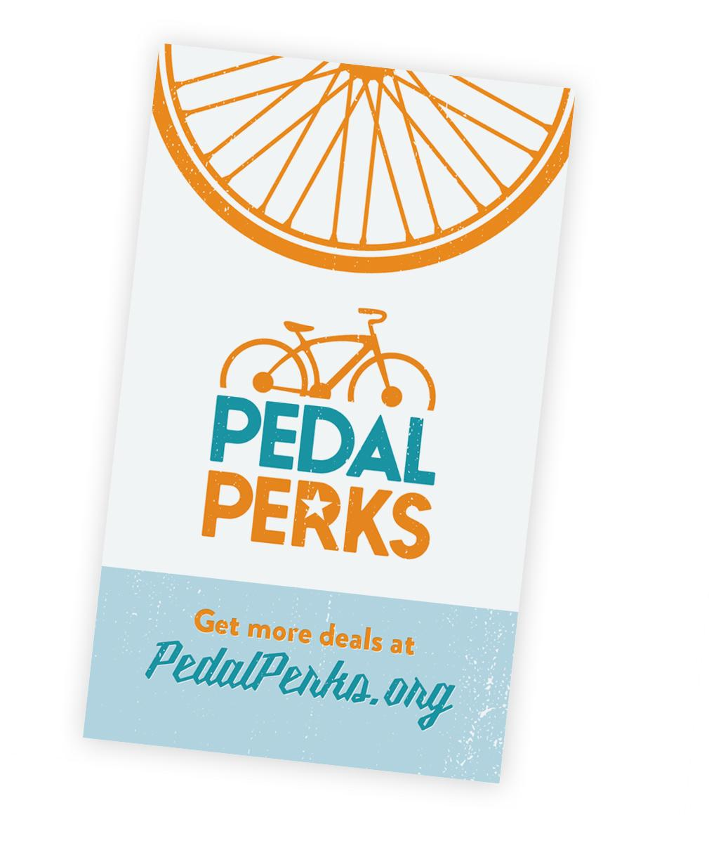 Pedal Perks Card