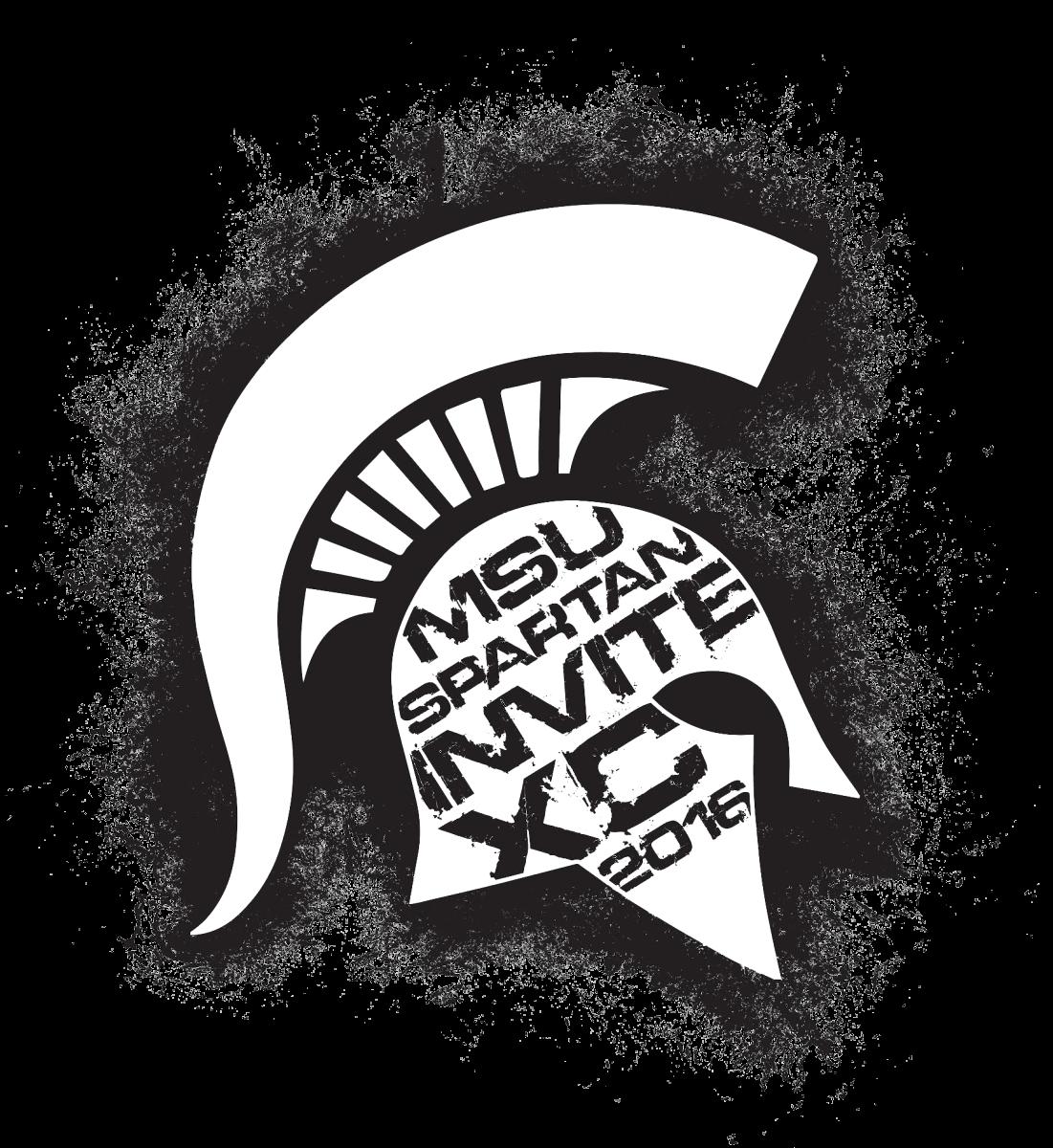 2016 Spartan Invite Logo
