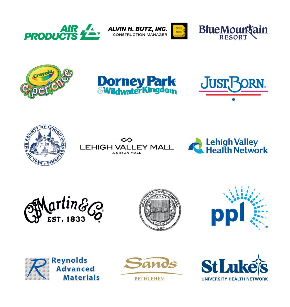 2017 DLV Annual Meeting Sponsors