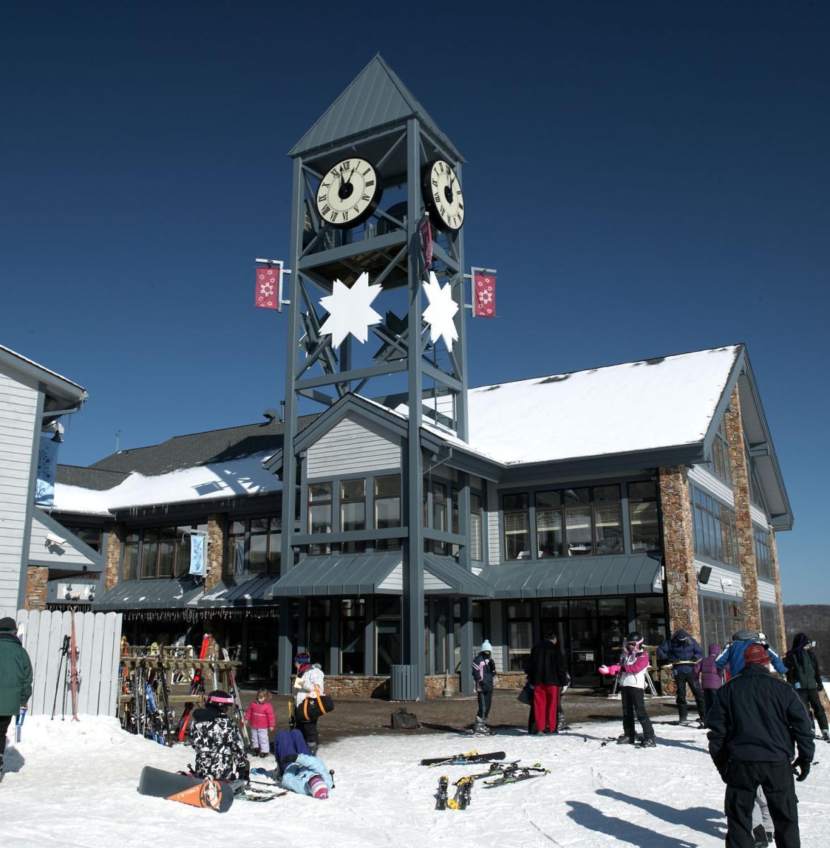 Clock Tower Lodge Hidden Valley Resort