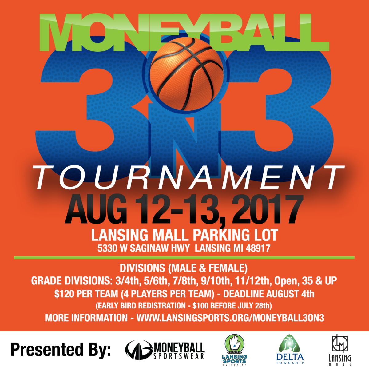 Moneyball 2017 Orange