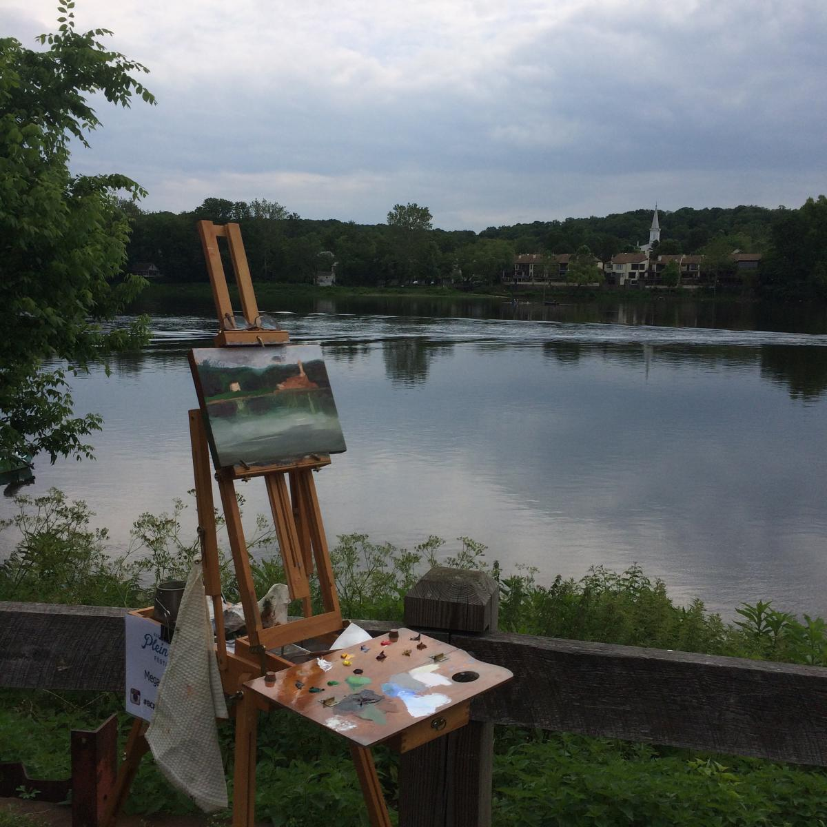 2016 Bucks County Plein Air Art