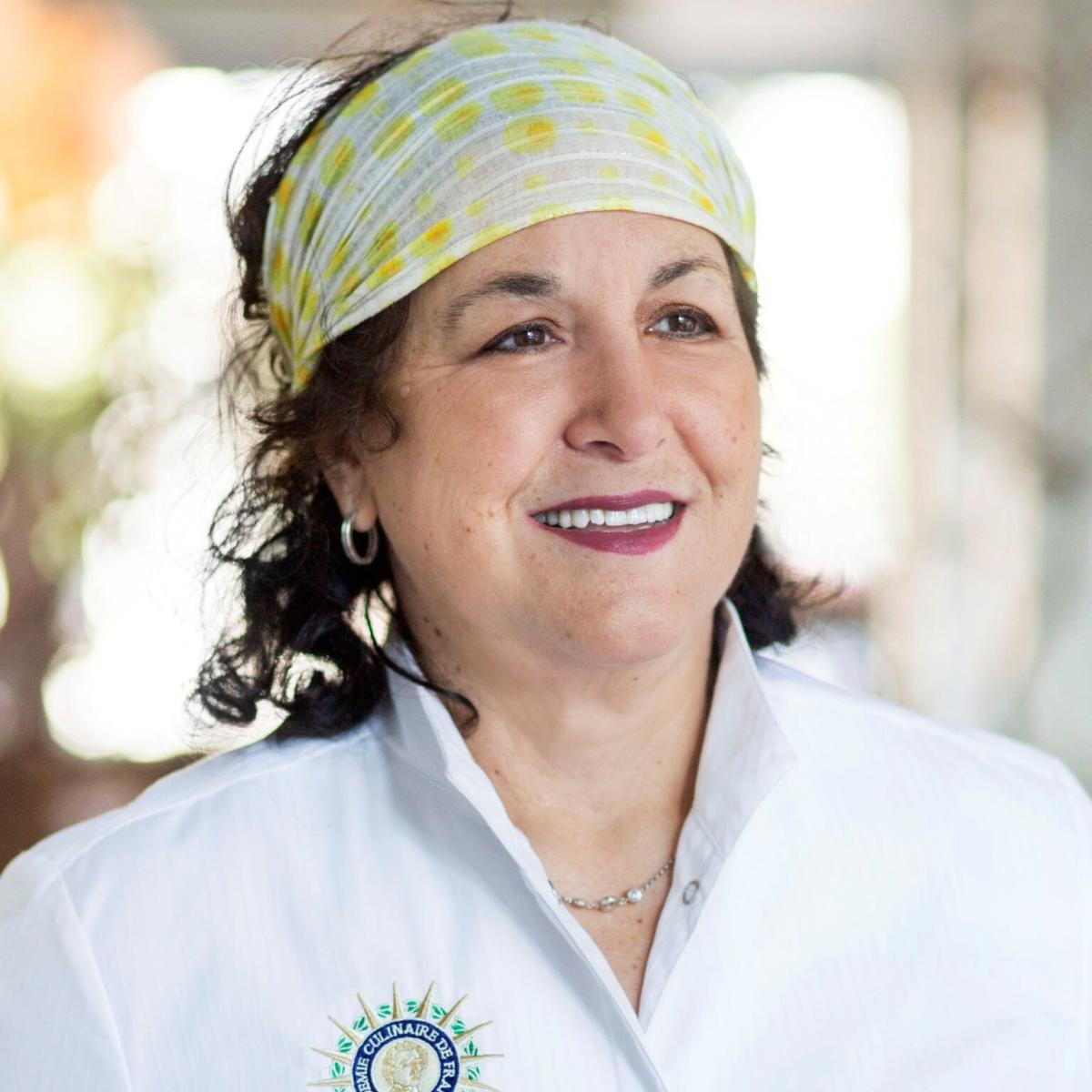 Chef Carrie Nahabedian