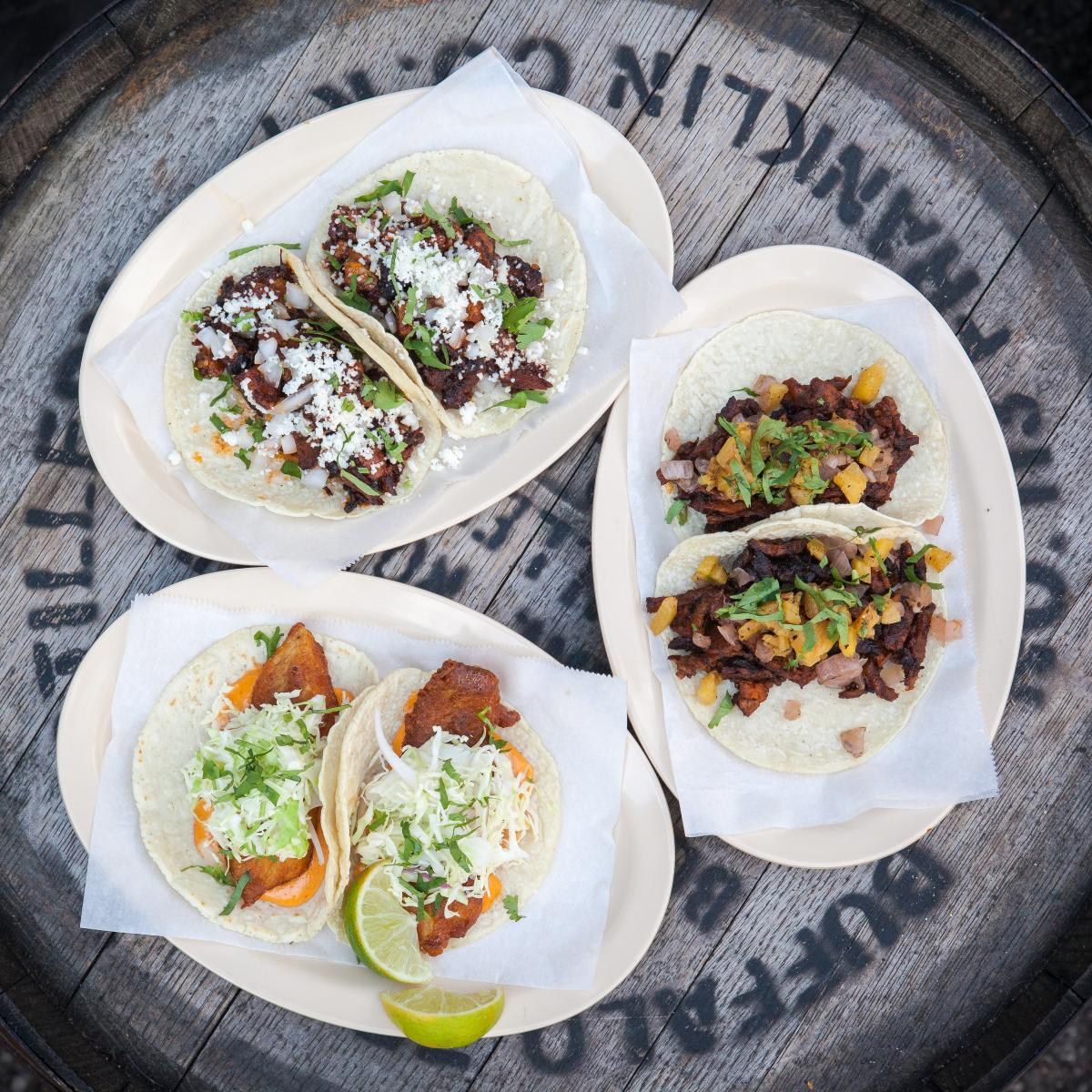 Tacos from Big Star Chicago