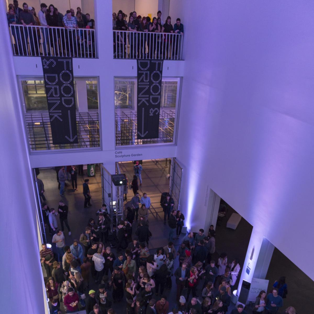 Event at Museum of Contemporary Art Chicago