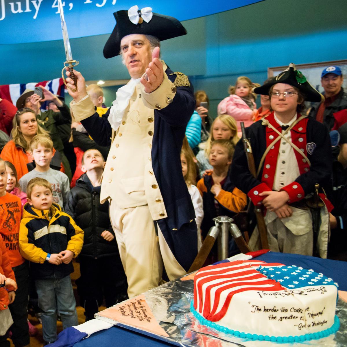 Washington's Birthday