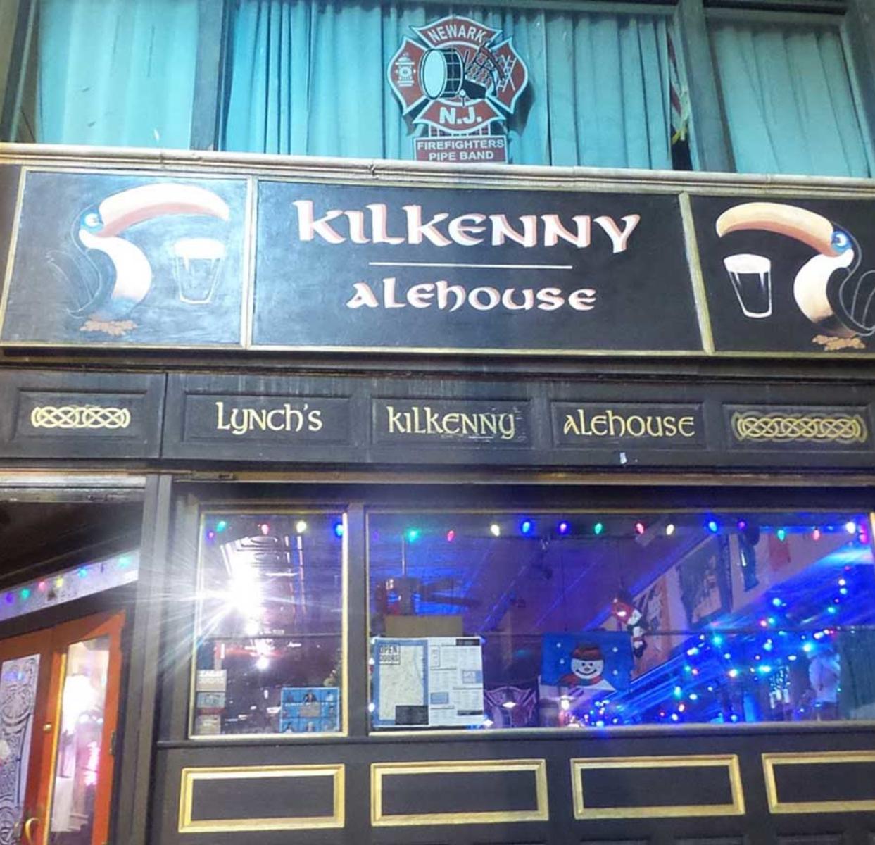 Kilkenny exterior