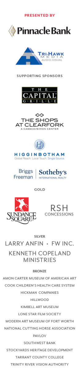Annual Sponsors 2018