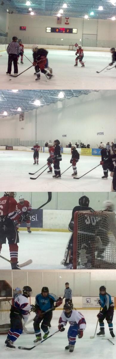 Cover Hockey Tournament