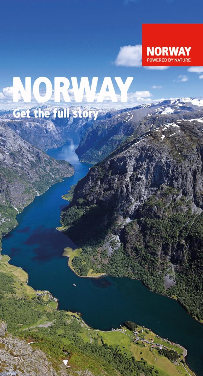 Norway in your pocket 2018