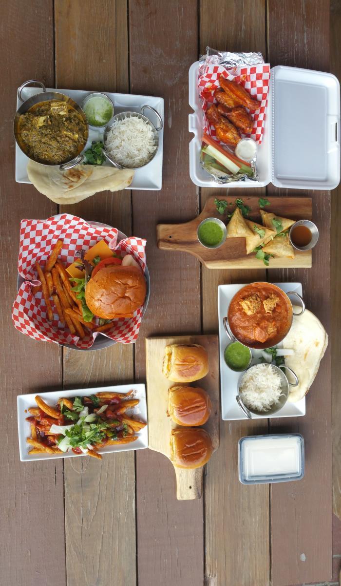 Cowboys and Indians Burger