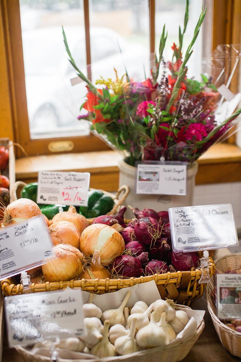 Broad Street Market - Produce