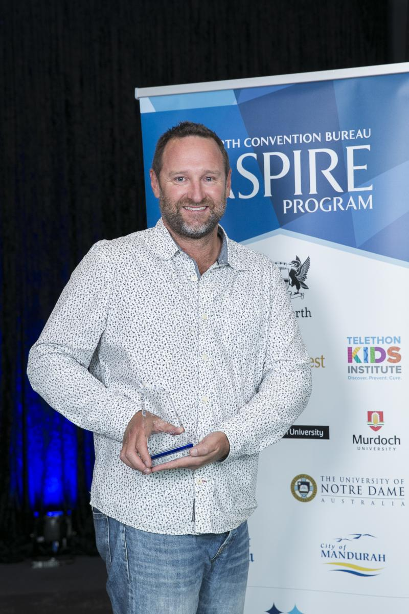 2017 Winner of the Giving West Aspire Scholarship