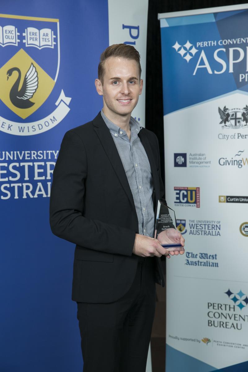 The University of Western Australia Aspire Winner 2017