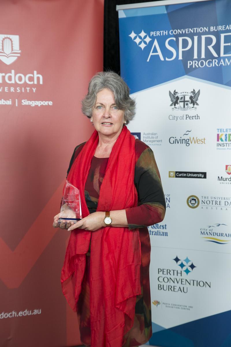 Murdoch University Aspire Award Winner 2017