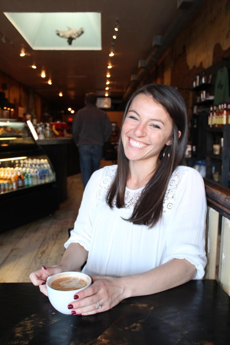 Amy Blackbird Coffee