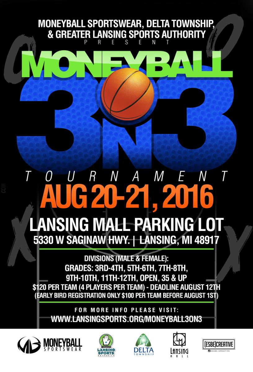 Moneyball 3 on 3 Tournament