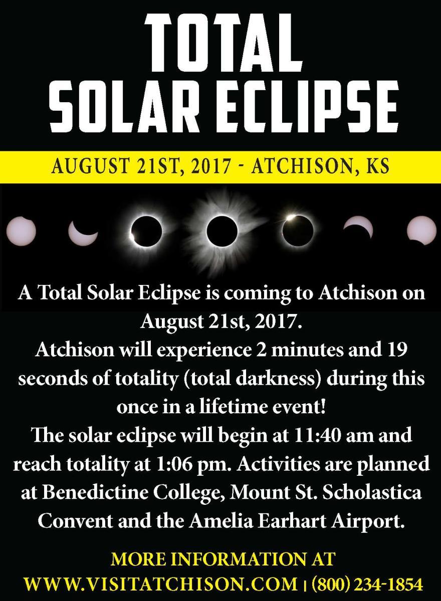 Atchison Solar Eclipse